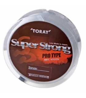 TORAY SUPER STRONG 0.29 MM 7.12 KG 150 M