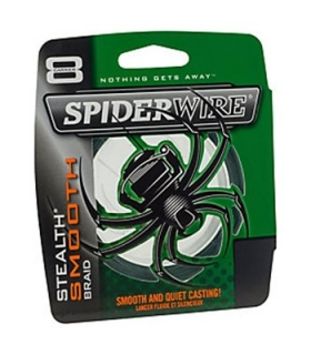 SPIDERWIRE STEALTH SMOOTH 0.10 MM 9.2 KG 150 M