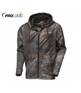 PROLOGIC REALTREE FISHING ZIP HOODIE L