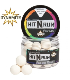 DYNAMITE POP UP HITNRUN 15MM WHITE