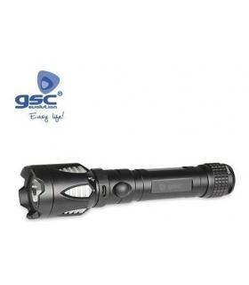 GSC LINTERNA LED + CARGADOR USB 900LM