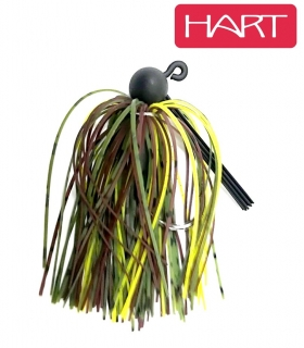 HART LEAD JIG 3/8 OZ COLOR JCC