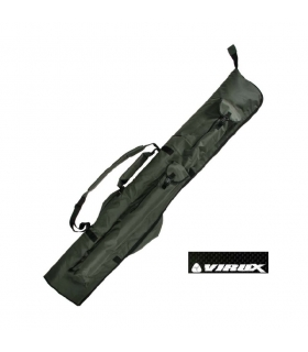 VIRUX DEFENSE FUNDA CAÑAS 13' DARK GREEN