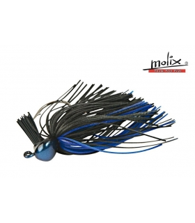 MOLIX KENTO-JIG 1/2 OZ COLOR BLACK/BLUE