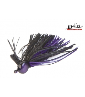 MOLIX KENTO-JIG 1/2 OZ COLOR BLACK/PURPLE