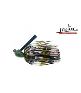 MOLIX KENTO-JIG 3/8 OZ COLOR SPRING TIME