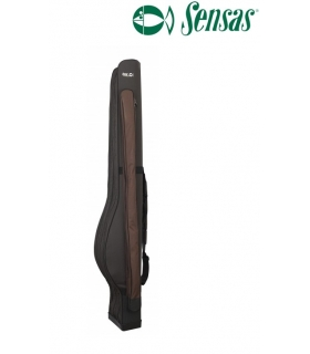 SENSAS FOURREAU FEEDER 160 CM - 3 POCHES + 1