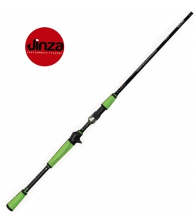 JINZA CAST BASS GATE TOP WATER 6'8'' M M-FAST