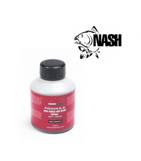 NASH BAIT SOAK TUNA GARLIC & BLACK PEPPER 250 ML