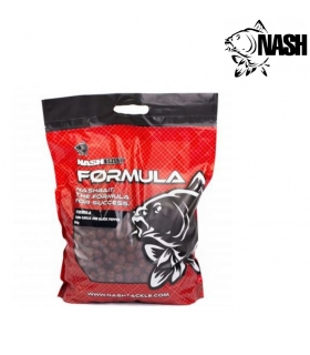NASH TUNA GARLIC & BLACK PEPPER 5 KG 20 MM
