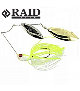 RAID JAPAN LEVEL SPIN 1/2OZ CHART. BLACK PEARL