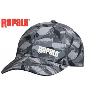 RAPALA LURE CAMO CAP