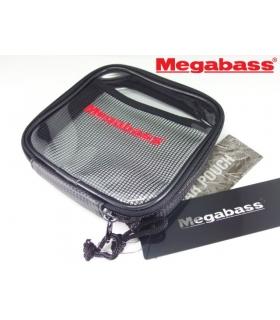MEGABASS CLEAR POUCH S