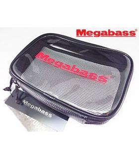 MEGABASS CLEAR POUCH M