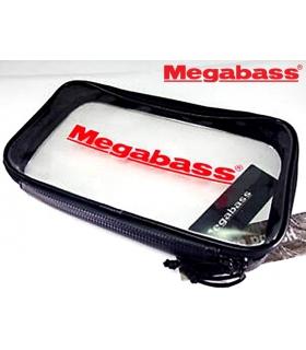 MEGABASS CLEAR POUCH L