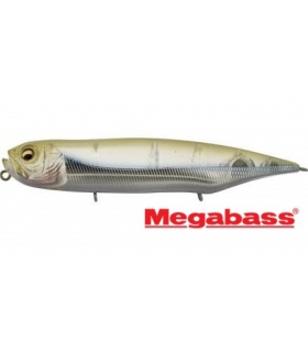 MEGABASS DOG-X DIAMANTE HT NATURAL WAKASAGI