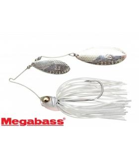 MEGABASS V9 K REEL 1/2 PEARL SHAD