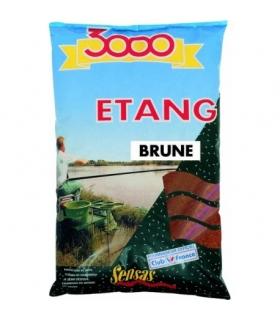 SENSAS 3000 ETANG BRUNE 1KG