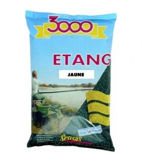 SENSAS 3000 ETANG JAUNE 1KG