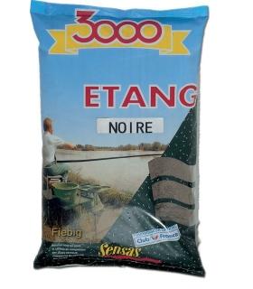 SENSAS 3000 ETANG NOIRE 1KG