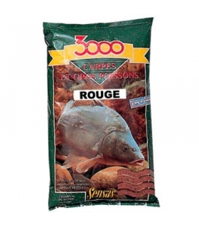 SENSAS 3000 CARPE ROUGE 1KG