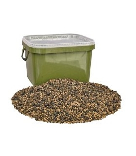 STARBAITS FEEDZ FISHY MIX PELLETS 8MM 4.5KG