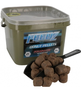 STARBAITS FEEDZ DONUT PELLETS 15MM 2KG