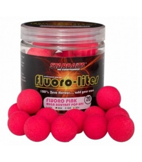 STARBAITS FLUORO-LITE PINK 14MM