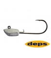 DEPS SWIMMING JIG HEAD 3/8OZ 10GR