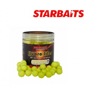 STARBAITS POP-UPS FLUORO YELLOW