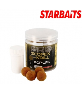 STARBAITS SCOPEX & KRILL POP-UPS 14 MM