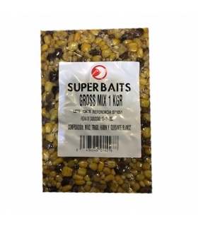 SUPERBAITS GROSS MIX 1KG