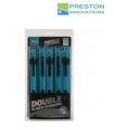 PRESTON DOUBLE SLIDER WINDERS 22 CM BLUE