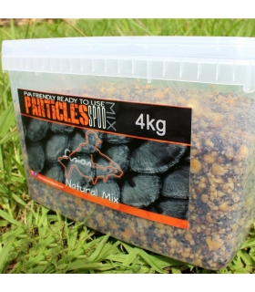 FUSIONBAITS CUBO NATURAL MIX 4 KG
