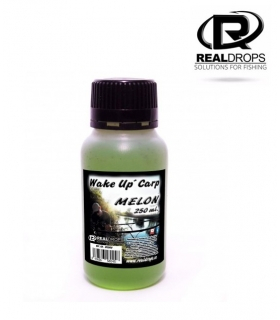 REAL DROPS WAKE UP'CARP MELON 250 ML