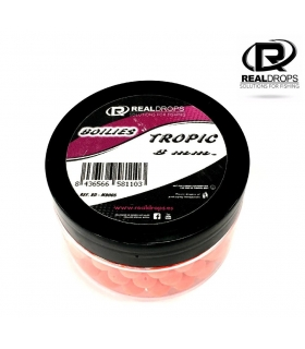 REAL DROPS BOILIES TROPIC 8 MM