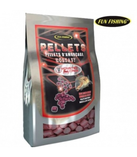 FUN FISHING PELLETS MONSTER CRAB 12MM 3KG