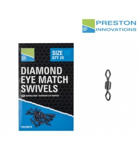 PRESTON INNOVATIONS DIAMOND EYE MATCH SIZE 14