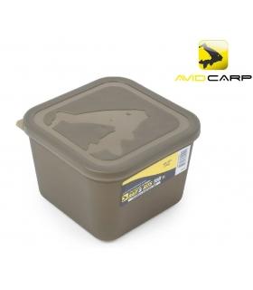 AVID CARP BAIT & BITS TUB XL 1.8 LITRE