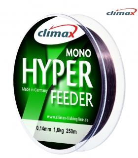 CLIMAX MONO HYPER FEEDER 0.22MM 4.1KG 250M