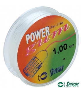 SENSAS POWER GUN 1.00MM 10MTRS
