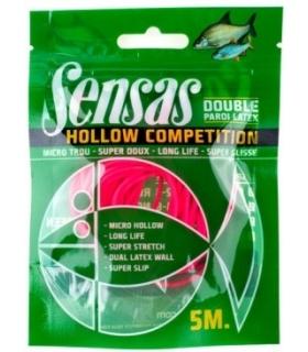 SENSAS HOLLOW COMPETITION 1.60MM ROSE 5M