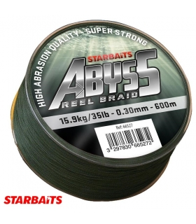 STARBAITS ABUSS REEL BRAID 0.25MM 30LBS 600M