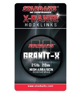 STARBAITS GRANIT-X 35LB 20M HIGH ABRASION