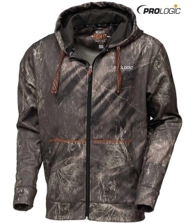 PROLOGIC REAL TREE FISHING ZIP HOODIE TALLA M