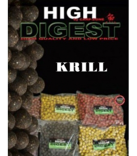 CARP-ZONE HIGH DIGEST KRILL 20MM 3KG