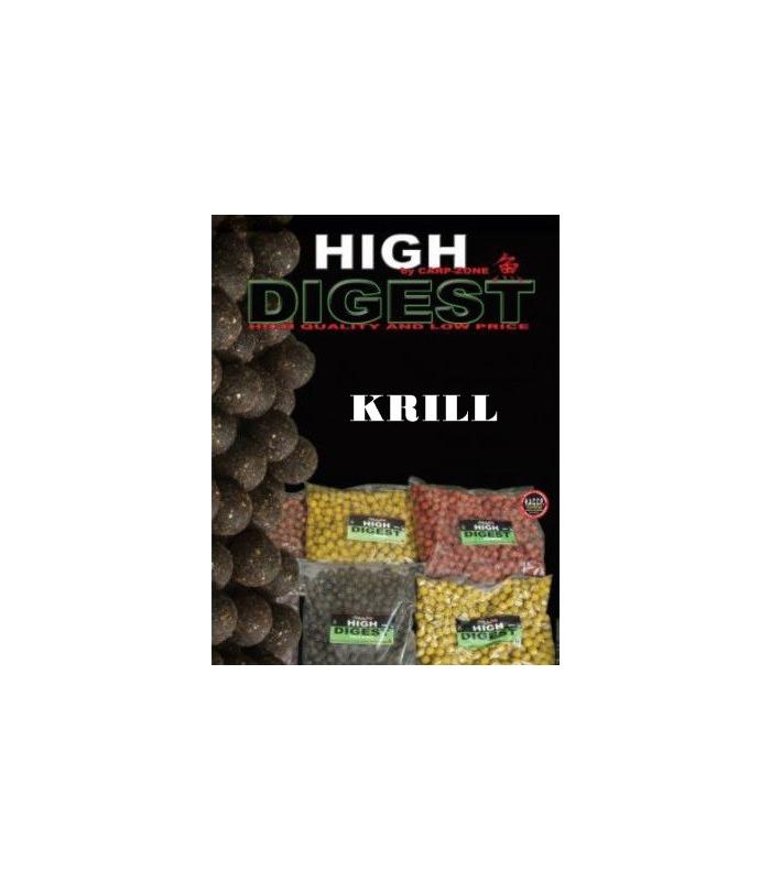CARP-ZONE HIGH DIGEST KRILL 20MM 3KG