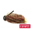 HART TUNGSTEN JIG T FOOTBALL 3/4OZ JCC