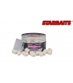 STARBAITS FLUORO WHITE DUMBELL POP-UPS 14 MM