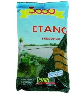 SENSAS 3000 ETANG FINE MOUTURE 1KG